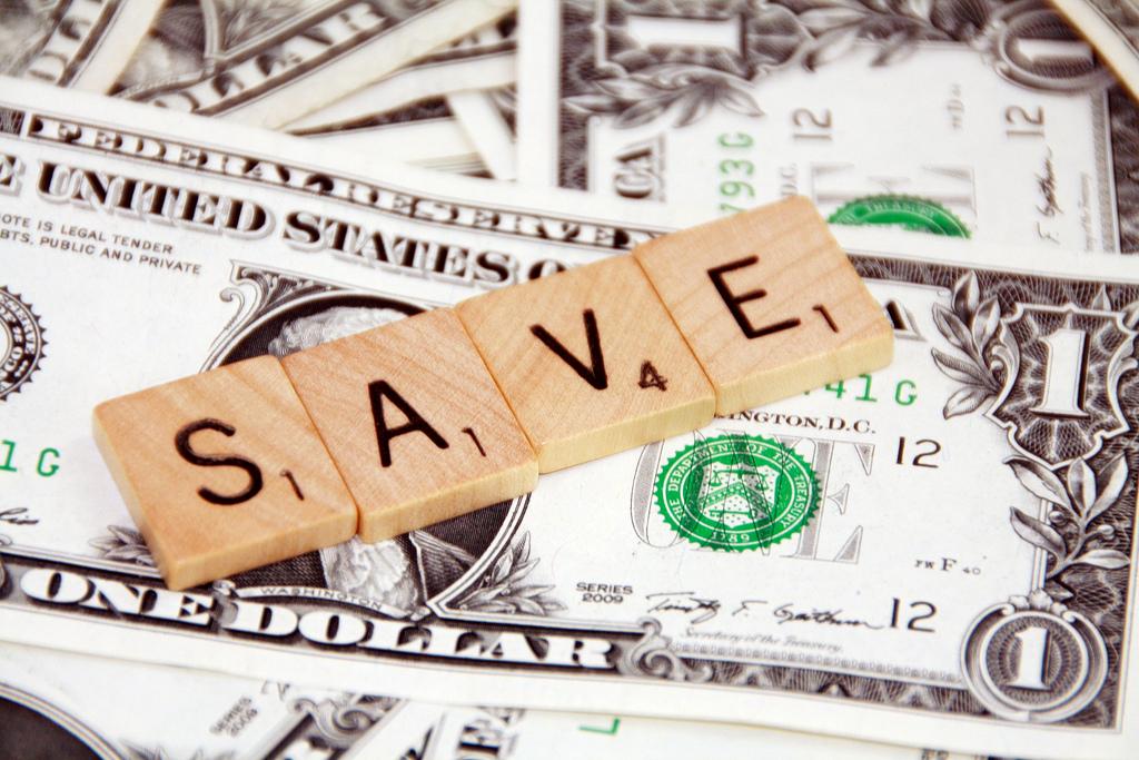 人生要學會儲蓄